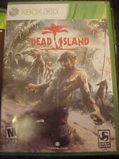 Dead Island (Microsoft Xbox 360, 2011) Includes Game, Code Card, & Case Rated M