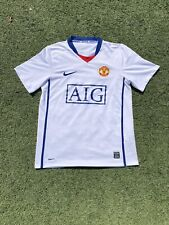 Manchester United 2008/09 Away Kit Size Small *Rare*
