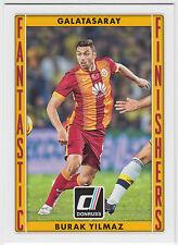 BURAK YILMAZ 2015 Donruss Soccer Fantastic Finshers #3 Galatasaray