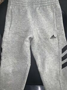Adidas Gray Joggers/sweatpants Size 6