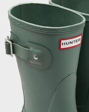 Hunter Women's Original Wellington Short Rain Boots Size 8 Succulent Green