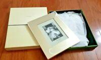 KATE SPADE – BELLE BOULEVARD PICTURE FRAME – SILVER WEDDING FRAME – LENOX – 5x7