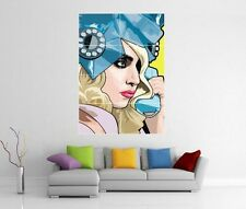 LADY GAGA POP ART BORN THIS WAY FAME MONSTER ARTPOP GIANT WALL PRINT POSTER H203