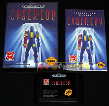 CYBER-COP Megadrive Md Mega Drive Cybercop Versione Americana NTSC •••• COMPLETO