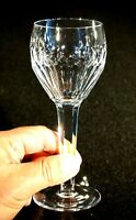 Beautiful Waterford Crystal Clara Claret Glass.