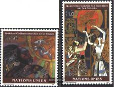 UNO - Genf 271-272 (kompl.Ausg.) gestempelt 1995 Frauenkonferenz