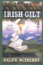 NEW - Irish Gilt: A Mystery Set at the University of Notre Dame