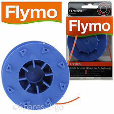 FLYMO Genuine Strimmer Trimmer Double Autofeed Spool Line Power Trim 500 700