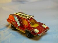 Matchbox 1975 Lesney Superfast No 68 Cosmobile England Dark Red Diecast Car Toy