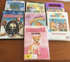 Childrens Dvd's Bulk Lot