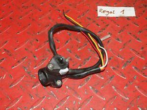 Lenkerschalter halter tommaselli CEV light switch holder Motobecane TM 4