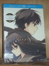 Shakugan no Shana: Season III, Part 1 (Blu-ray/DVD, 2013, 4-Disc Set)