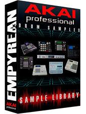 AKAI MPC Kits Drum Machine WAV Samples Audio Library