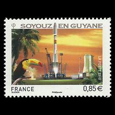 France 2010 - Soyouz Space Rocket - Sc 3827 MNH