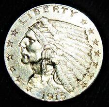 1915 Quarter Eagle, Gold Indian, BU
