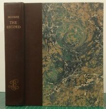 Moodie, 'The Record...Native Tribes of South Africa' 1960, Balkema, 1st thus