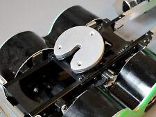 Aluminum 5th Fifth wheel Coupling Cover Plate Tamiya R/C 1/14 King Grand Hauler