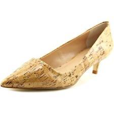 Zapatos de tacón de mujer de piel color principal beige