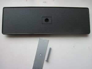 CD Radio Stereo Blanking Plate Panel Cover Secure Screw On