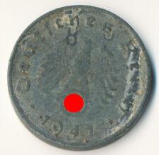 GERMAN EMPIRE / 10 REICHSPFENNIG / 1941 /  #WT7798