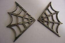 """Spider Web Hot Gasser Rat Rod Flame Cut Frame Brace Roll Bar Welding Gusset 3"""""""