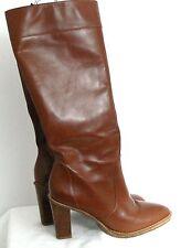 COLIN STUART Brazil 156481 Victorias Secret Leather Knee High Boots10 M Brazil