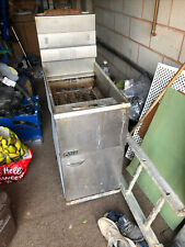 More details for pitco gas fryer