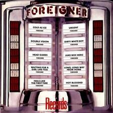 FOREIGNER - RECORDS RED VINYL  VINYL LP NEW!