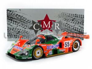 CMR 1/18 - MAZDA 787B RENOWN - WINNER LE MANS 1991 - CMR175