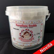 pasta di mais da modellare 250g PORCELLANA FREDDA made in italy