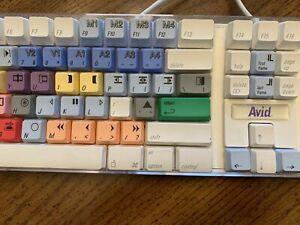 Apple Avid Keylogic Keyboard