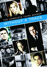 Without a Trace - Without a Trace: The Complete Third Season [New DVD] Manufactu