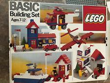 Lego BASIC Building Set #720 rare 1984 Made in Denmark