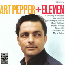 Art Pepper - + Eleven CD (Modern Jazz Classics, 1994)