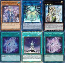 Yugioh Spellbook Prophecy 2019 Deck - Crowley - Magician - Tower - 55 Cards