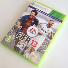 xbox 360 FIFA 13 pal fr complet microsoft