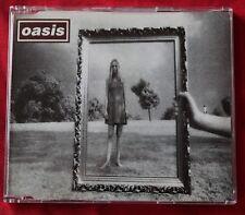 Oasis, wonderwall, Maxi CD 4 titres