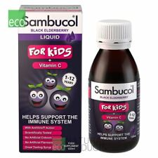 Sambucol Kids Black Elderberry Liquid 120ml