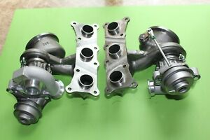 2 two Twin turbo charger 49131-07051+ 07031 BMW 135i 535i 535xi Z4 35i 35is 3.0