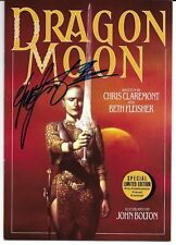 Dragon Moon Limited Edition Excerpt Signed by Chris Claremont Autographed