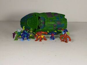 Fistful of Aliens 7 Figure and GanGreen Space Pod yes! entertainment 1997
