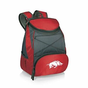 Picnic Time PICNIC TIME NCAA Arkansas Razorbacks PTX Insulated Backpack Coole...
