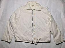 Vtg 1998 Helmut Lang Archival Off-white Coach Jacket Bondage Collection Rare!