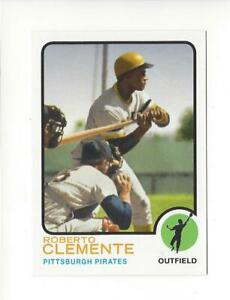 2017 Topps Rediscover Topps Roberto Clemente Pirates