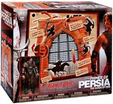Prince of Persia The Sands of Time Alamut Gate Action Figure Playset