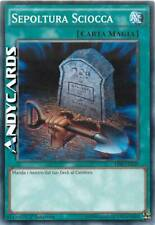 SEPOLTURA SCIOCCA • (Foolish Burial) • Comune • LDK2 ITJ29 • Yugioh! • ANDYCARDS