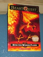 BEAST QUEST EPOS THE WINGED FLAME FREE SHIPPING 054507617X