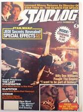 Vintage Starlog Issue No.80 March 1983 Return of the Jedi Last Starfighter Trek