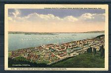 Cartolina-Panama Pacific International Esposizione SAN FRANCISCO - 01260