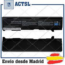 BATERIA para TOSHIBA Satellite A110-179 de 6 celdas Envío desde Madrid ESPAÑA